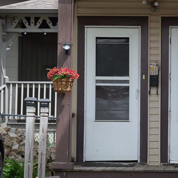 Image of a front porch.