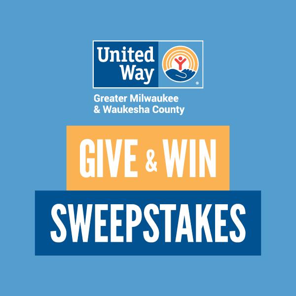 Give & Win Sweepstakes